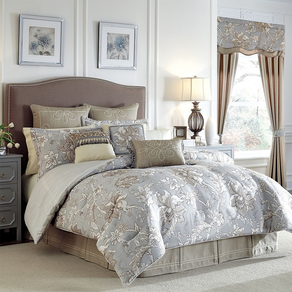 Estate by Croscill Alexandria Bedding Collection | Bedroom remodel ...
