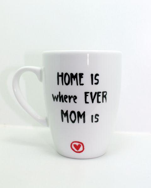geschenk tasse f r mama kleines mama geschenk von lovely cups via geschenke. Black Bedroom Furniture Sets. Home Design Ideas