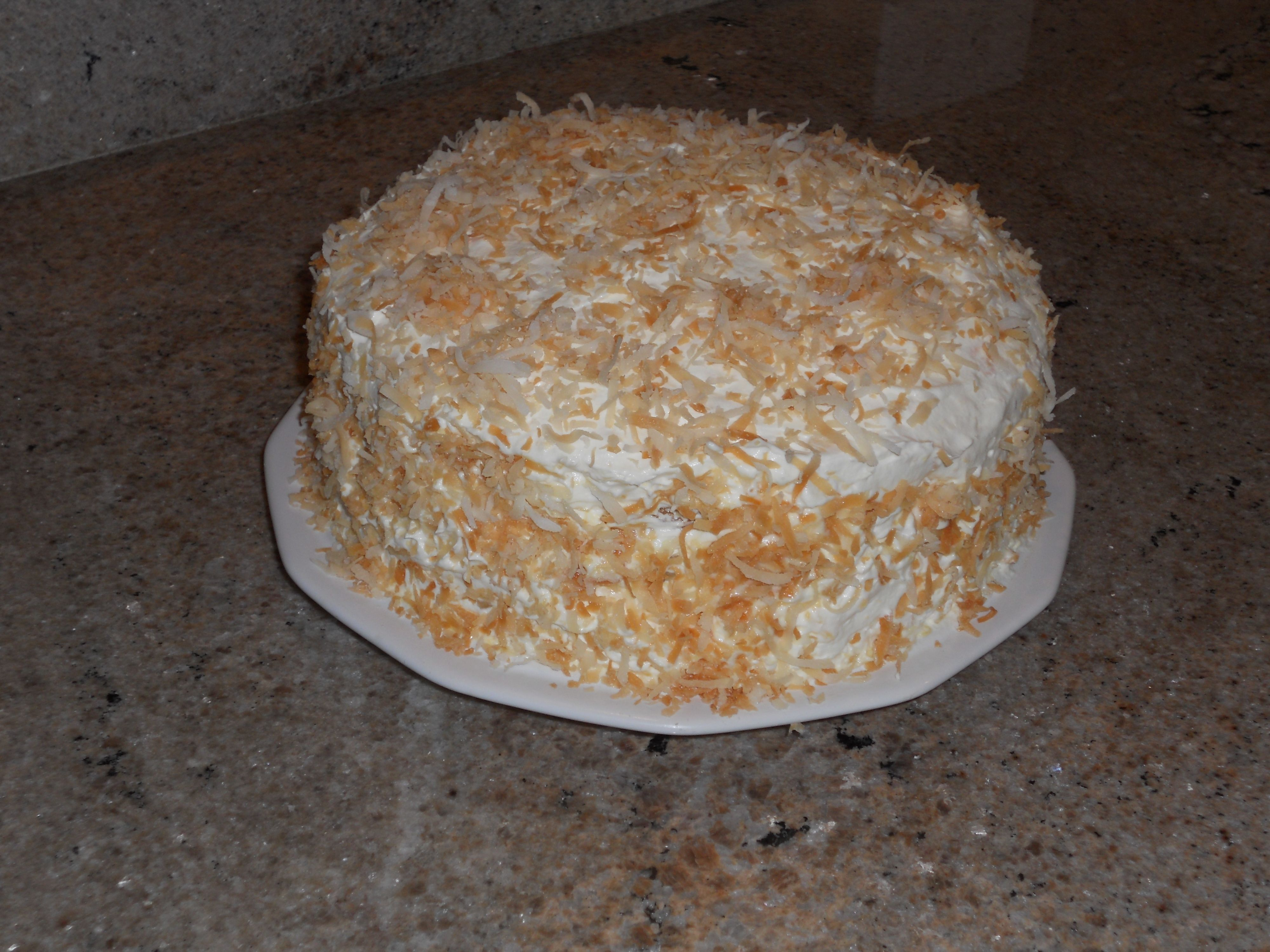 Cake Icing Recipe With Cool Whip: Mandarin Orange Cake With Pineapple Cool Whip Frosting