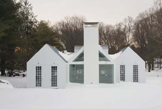 Hugh Newell Jacobsen Releases Customizable Dream Home Plans