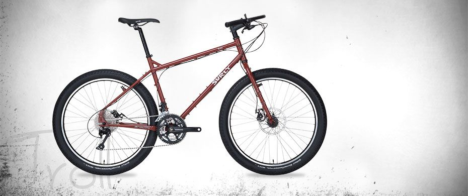Troll | Bikes | Surly Bikes | Biking | Pinterest | Mountain bike ...
