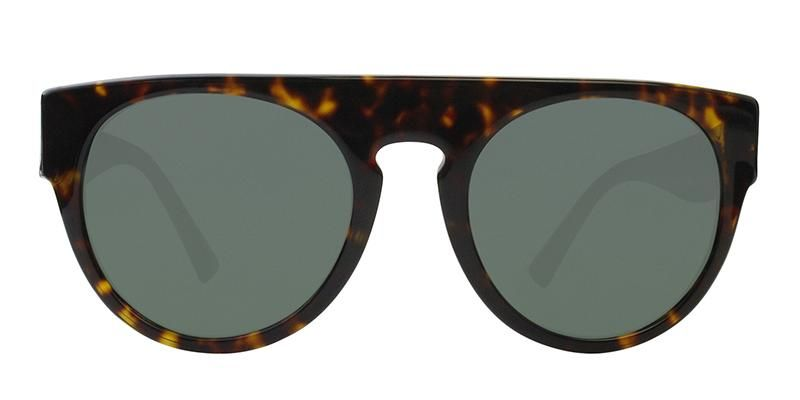 3ddd87696d494 Versace VE4333 Tortoise   Green Lens Sunglasses – shadesdaddy