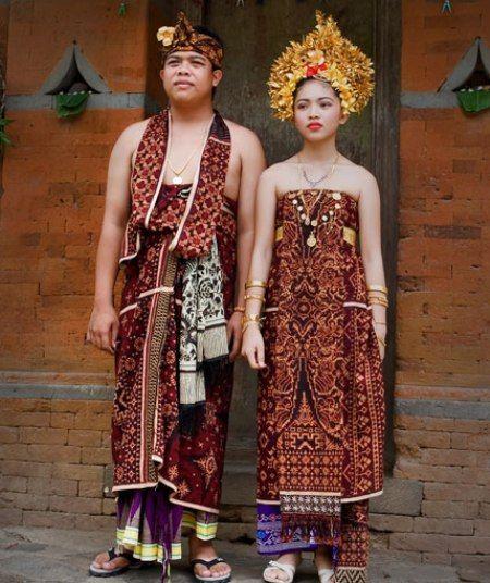 Tenganan Village Ancient Balinese Romance Bali Wanita