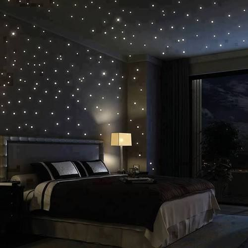 Starry light. I so want to do this!