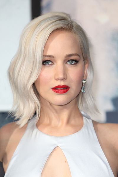 12 Celebrities Whose Platinum Hair Will Have You Jonesing For The