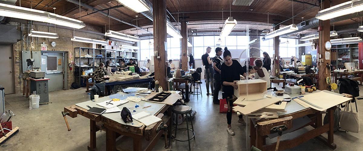 Wonderful Interior Design Schools, University Of Miami, Workshop Studio, Schools In,  Downtown Toronto, Prep School, Graphic Design, Around The Worlds, The Studio