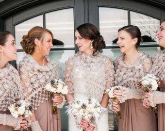 Bridal Wrap Shawl Wedding Accessories Bolero