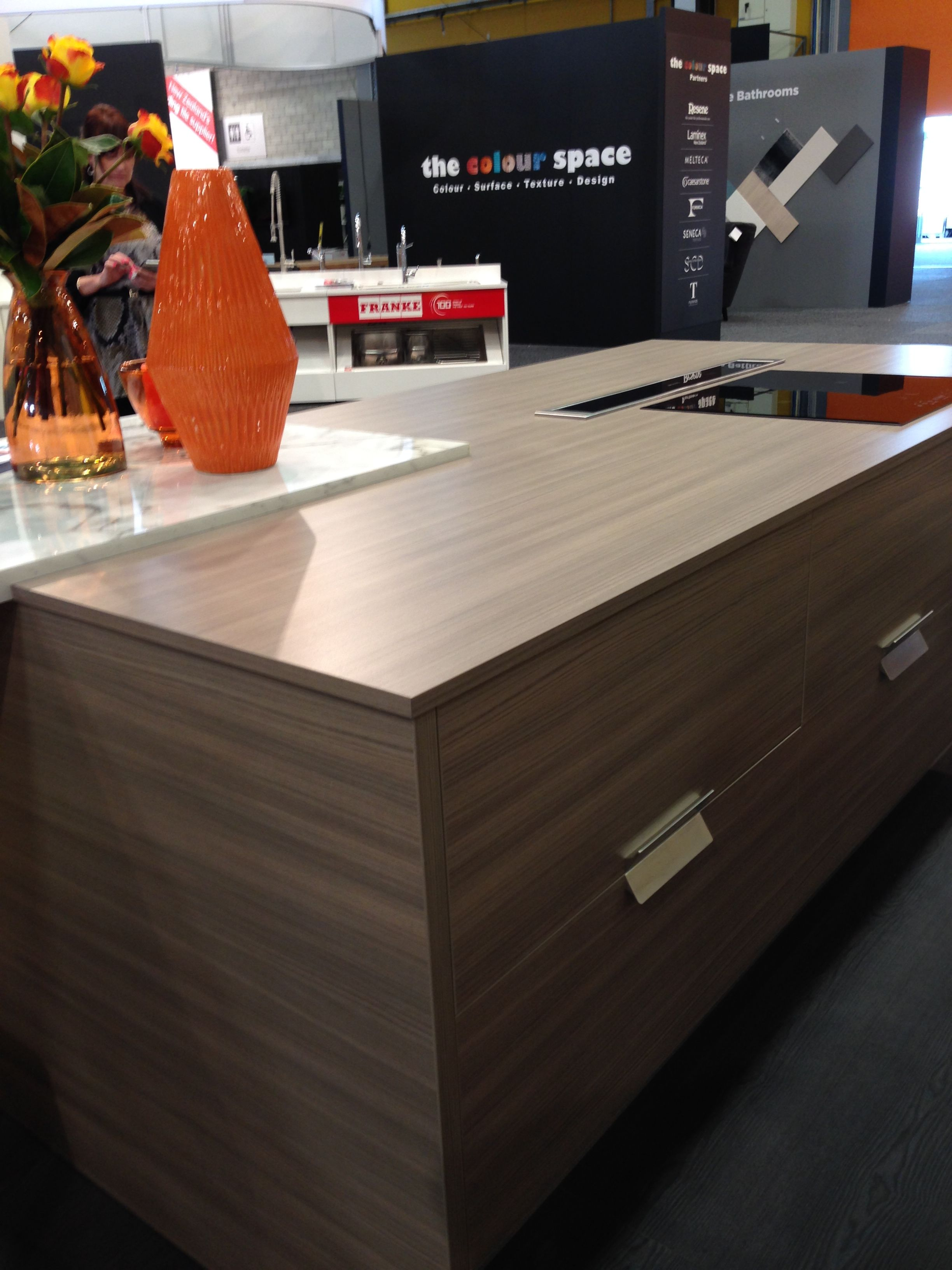 Benchtop Featuring Formica Cinnamon Ash My Dream