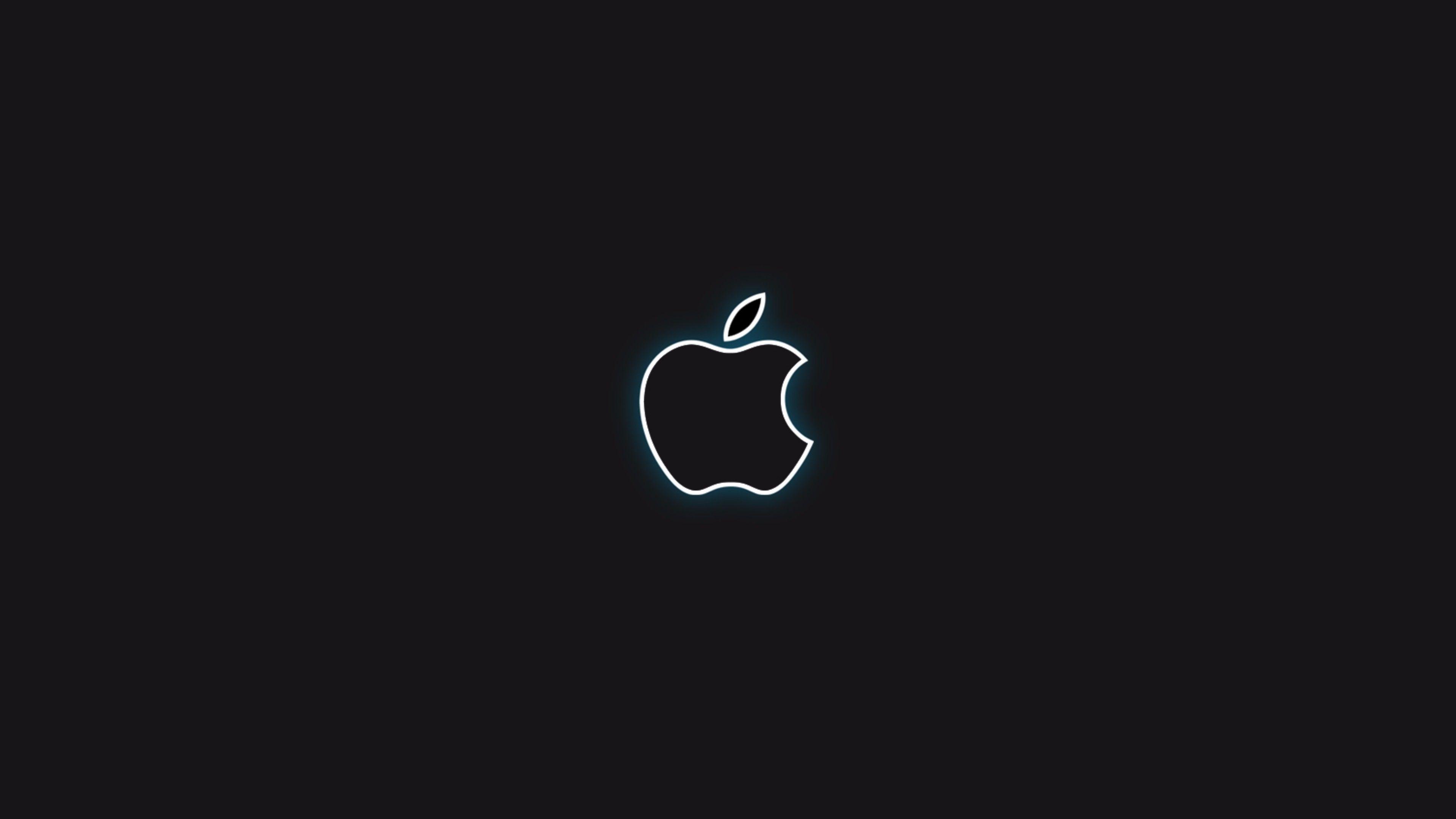 Black Apple Logo 4k Wallpaper Free 4k Wallpaper Objek Gambar Gambar Foto Alam