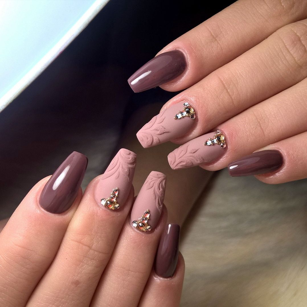nice 25 Fancy Ideas On Casket Nails - Trendy and Exclusive ...