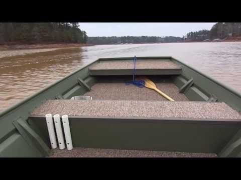 Image result for Jon Boat Deck Ideas
