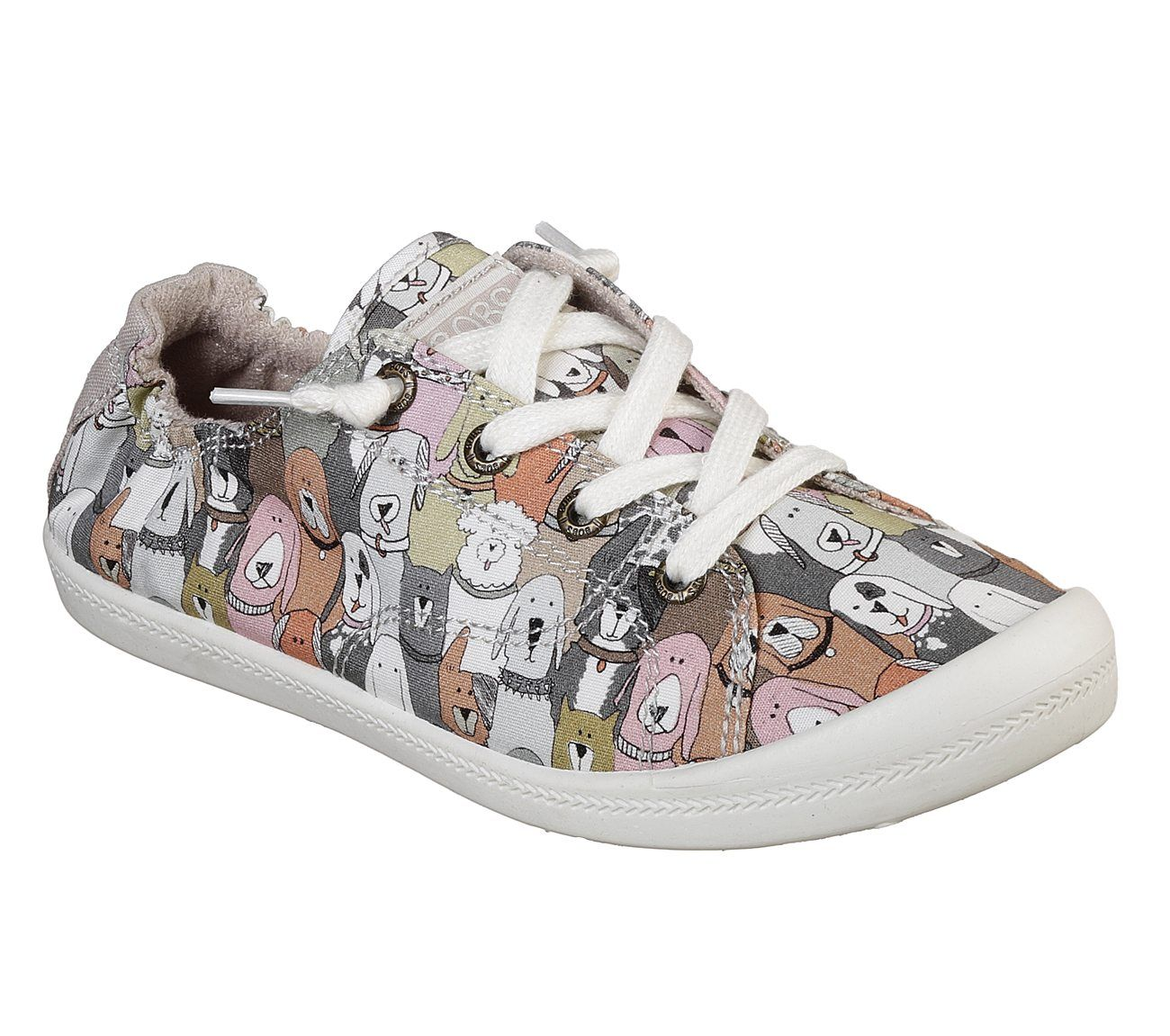 Buy Skechers Bobs Beach Bingo Dog House Party Bobs Shoes Only