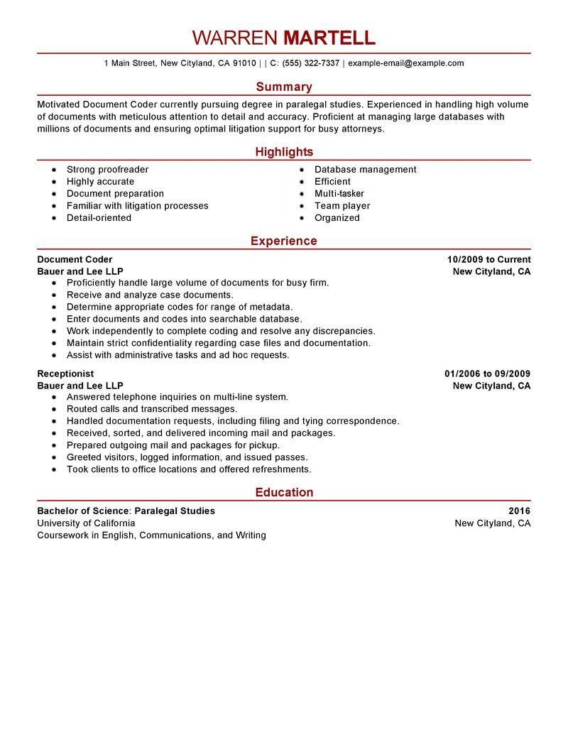 resume format resume examples 2014 entry level by princess riham