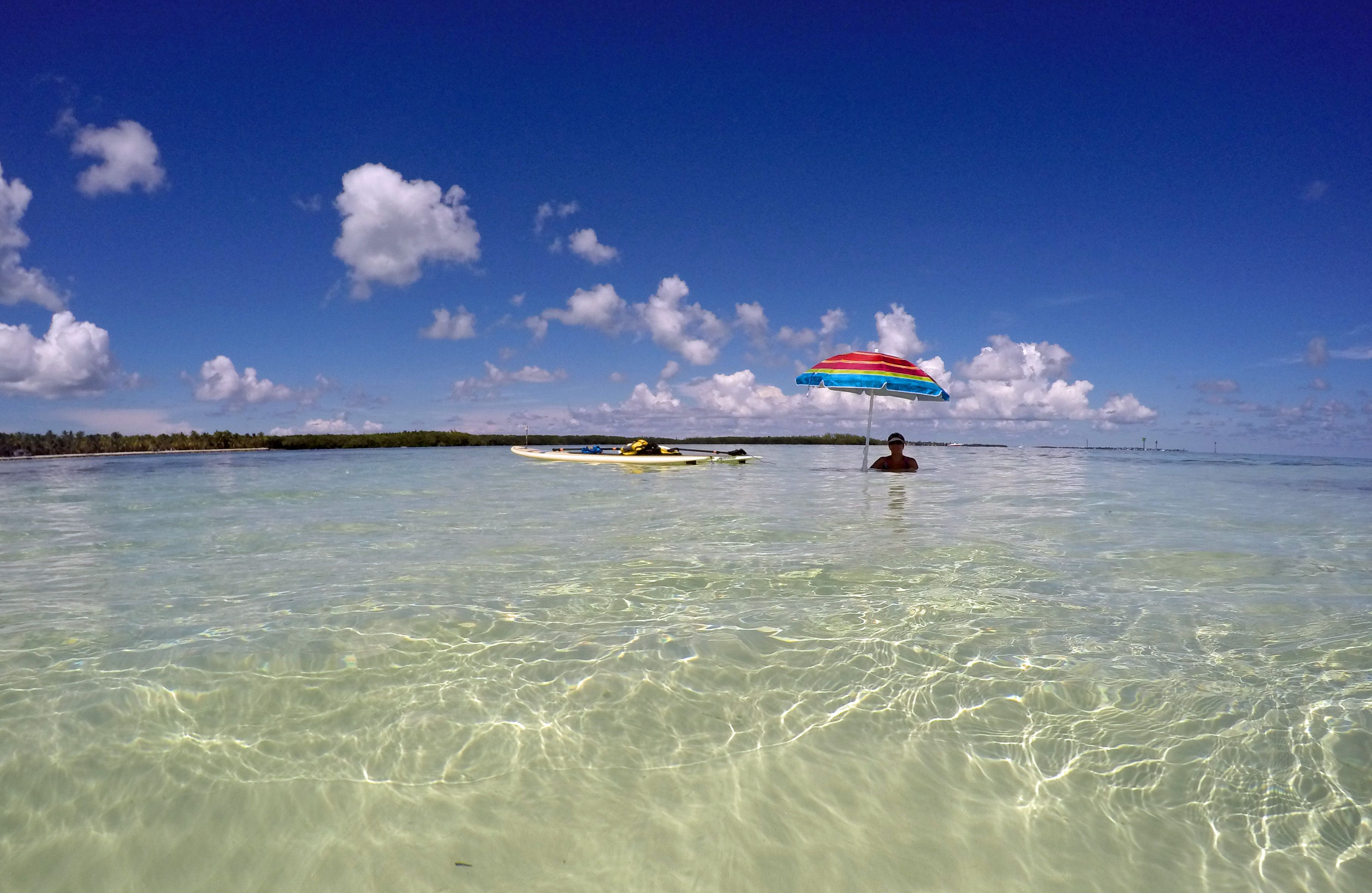 relaxing with paddleboards on the sandbar off curry hammock state park in the florida keys  relaxing with paddleboards on the sandbar off curry hammock state      rh   pinterest