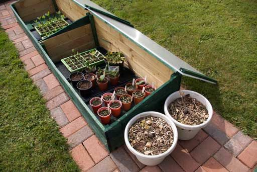 17 Best 1000 images about How To Build Cold Frames on Pinterest
