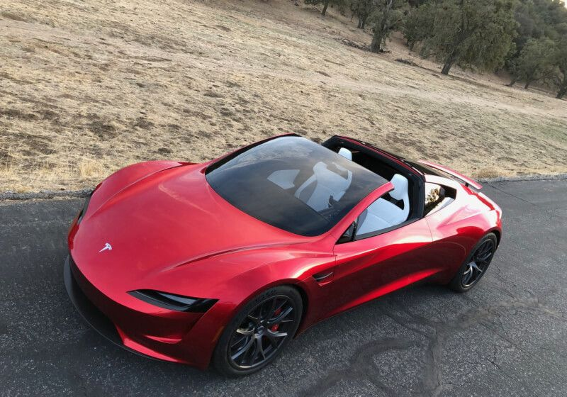 Tesla S 200 000 New Roadster Will Be The Fastest Production Car Ever Tesla Roadster New Tesla Roadster Roadsters