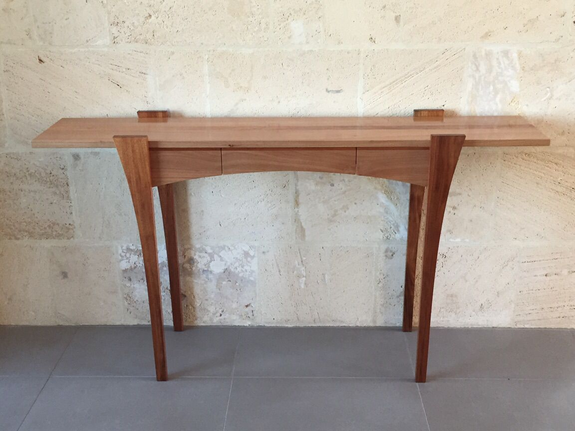 hall tables with drawers. Blackbutt/ Blackwood Hall Table With Single Drawer Tables Drawers E