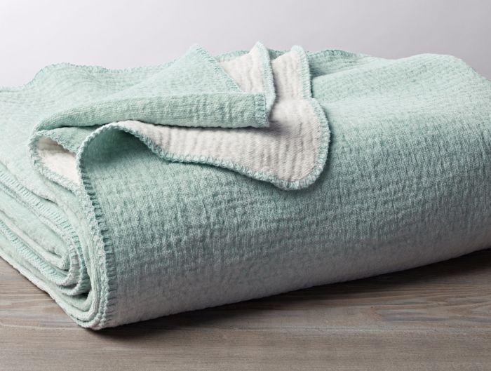 Cozy Cotton Organic Blanket Organic Blankets Coyuchi Cotton Blankets