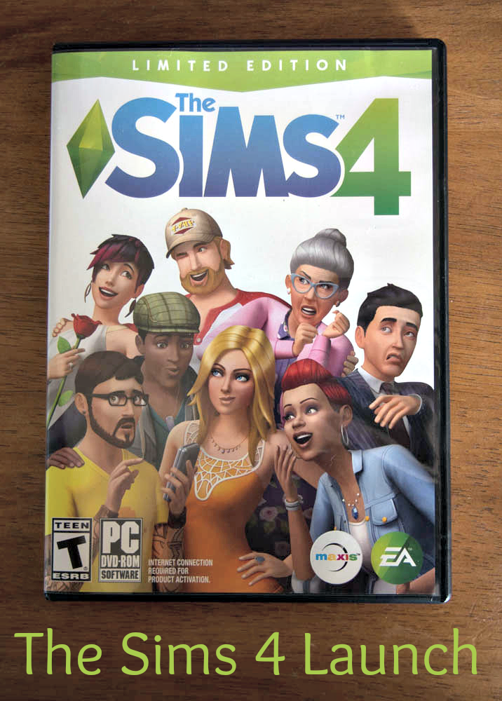 The Sims 4 Launch Thesims4 Collectivebias Shop Sims 4 Free Pc Games Game Codes