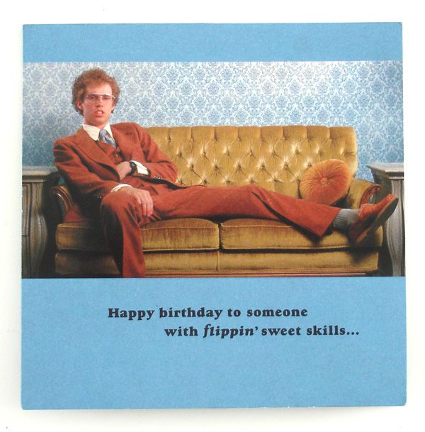 New Hallmark Napolean Dynamite Music Sound Birthday Cards Quantity
