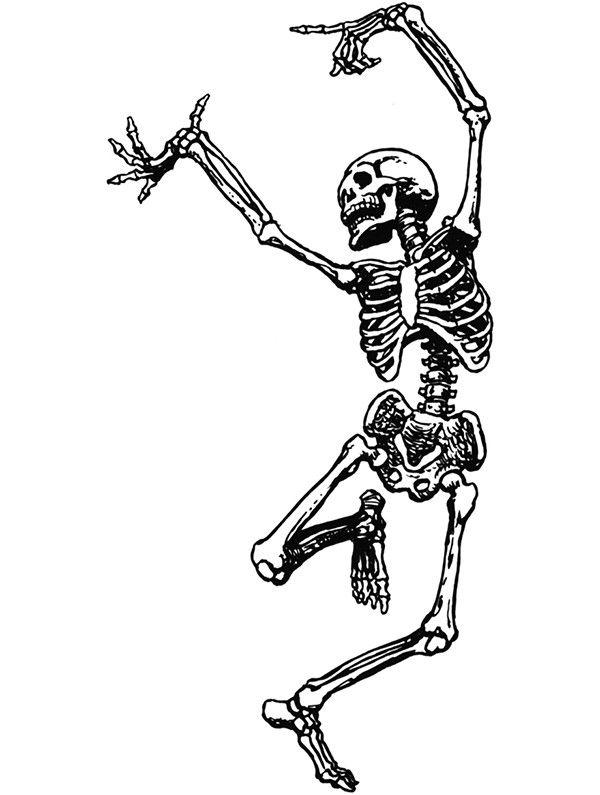 Happy Skeleton Skeleton Tattoos Body Art Tattoos Tattoos