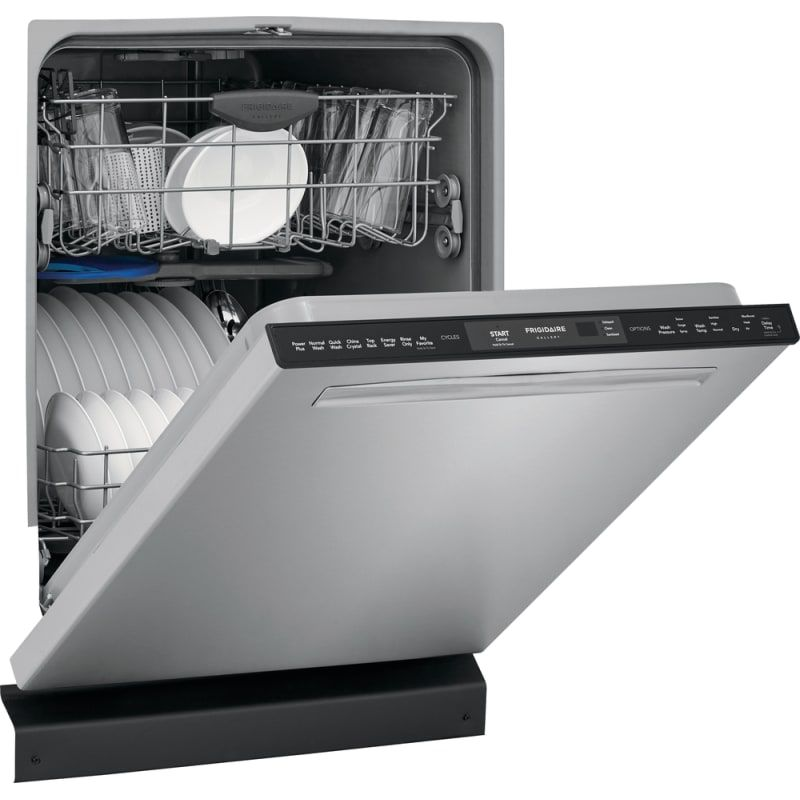 Frigidaire Fgip2468u Build Com Frigidaire Gallery Built In Dishwasher Integrated Dishwasher