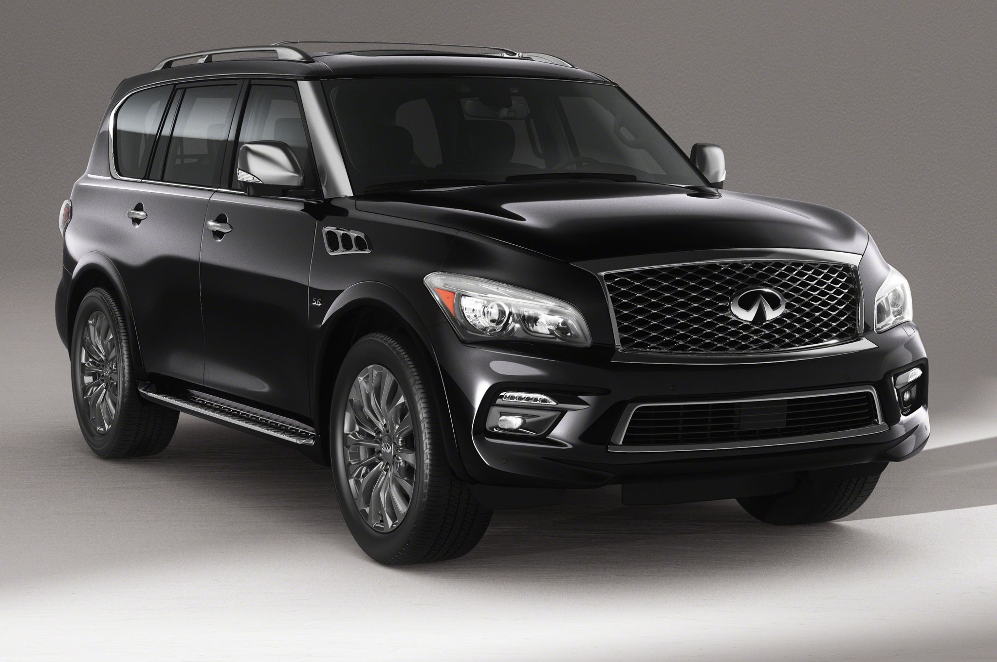 Infiniti qx80 with 24in black rhino spear wheels suv pinterest infiniti qx80 with 24in black rhino spear wheels suv pinterest rhinos wheels and cars vanachro Gallery