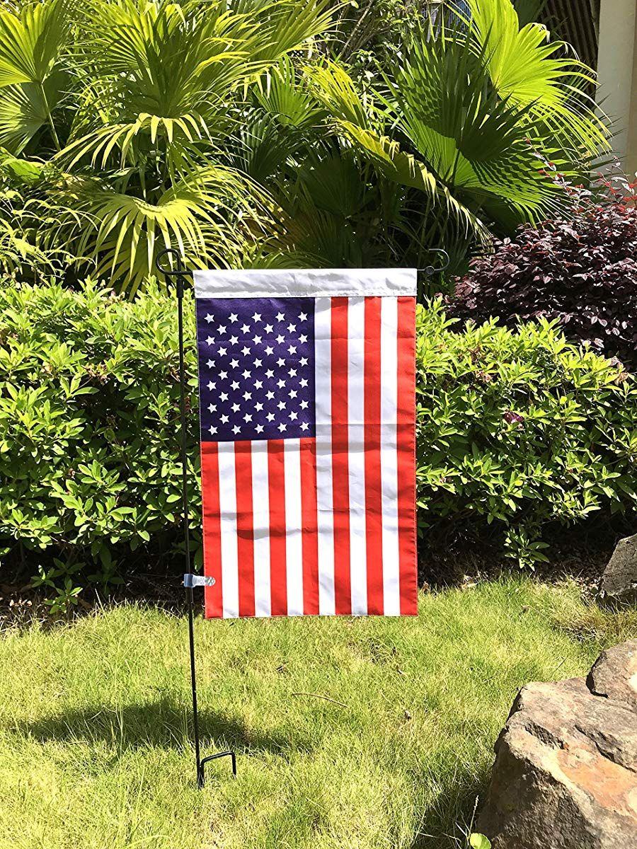 Garden Flag Stand For Usa