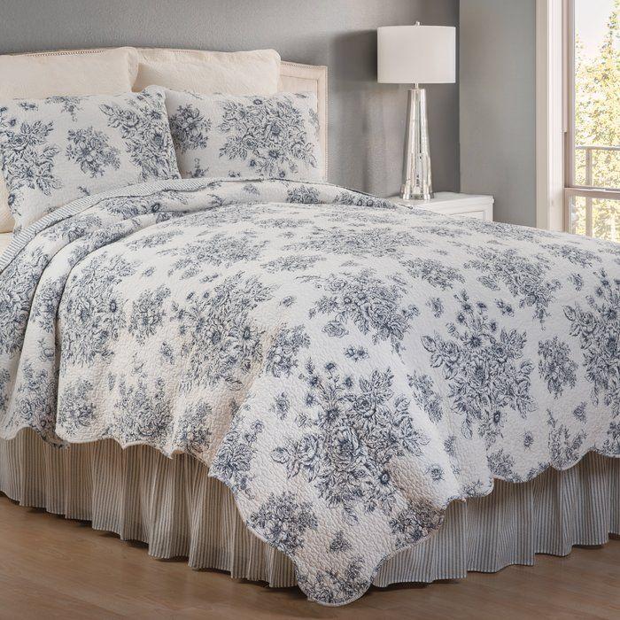Kilgore Reversible Quilt Set Quilt sets, Cotton quilt