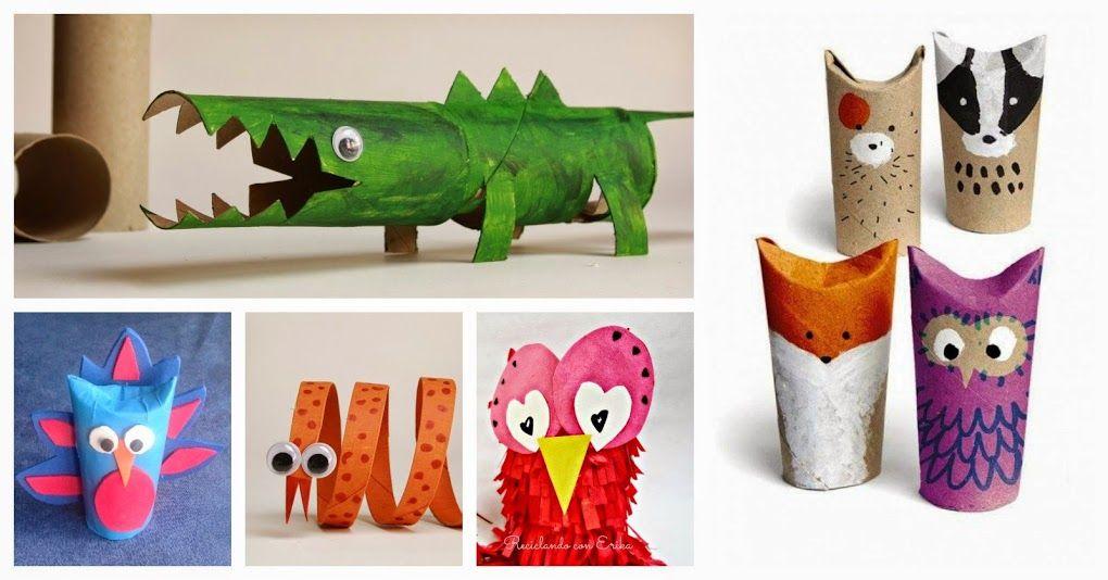 Mu eco con rollo de papel cocina buscar con google for Decoraciones de botes de plastico