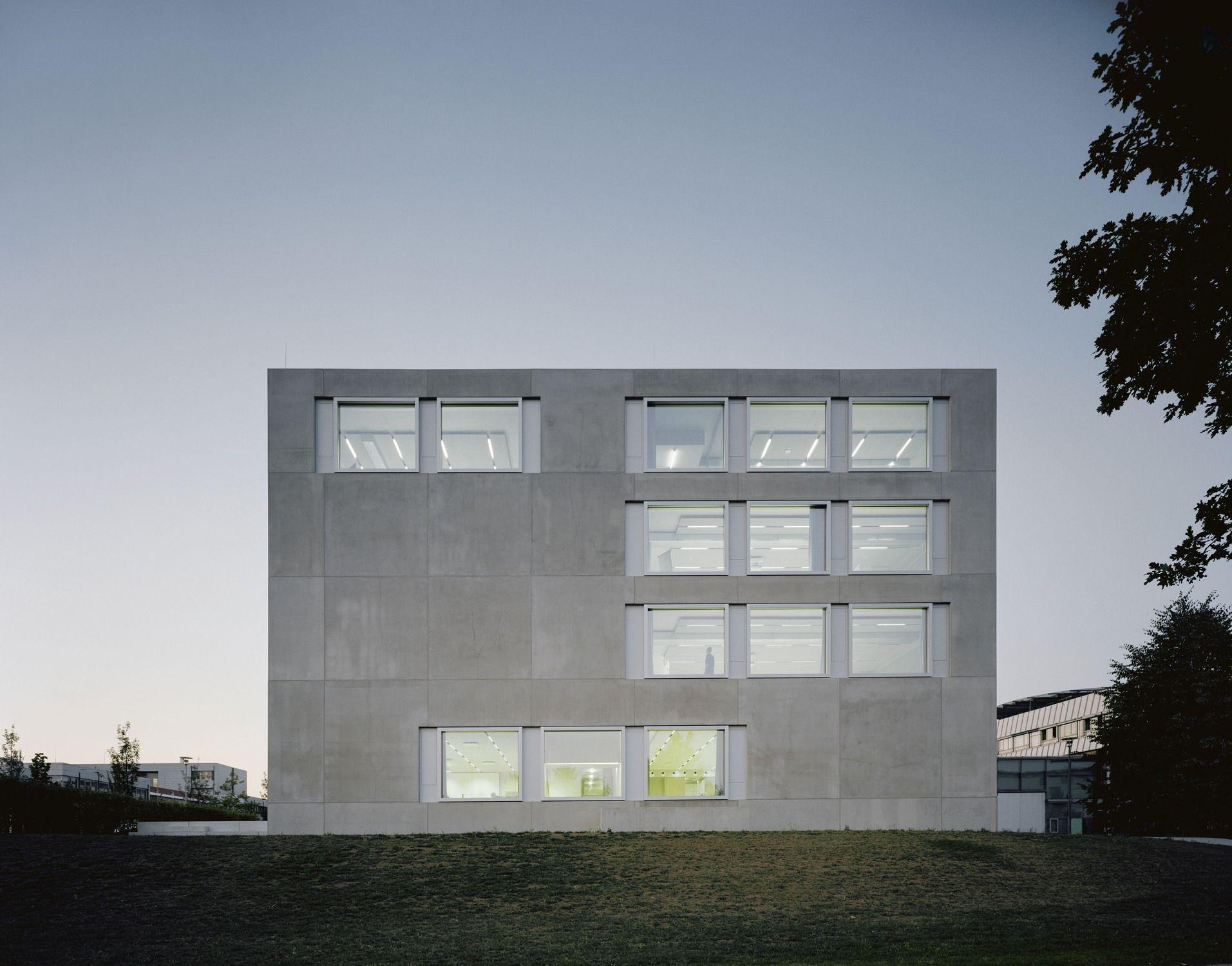 Architekten Friedrichshafen zeppelin universität friedrichshafen und as if architekten gewinnen