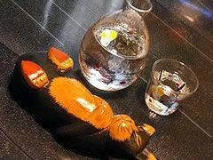 夏の名残を惜しみながら秋の涼しさを歓迎して乾杯。【kazuさん☆9月これが私の晩酌だ!】