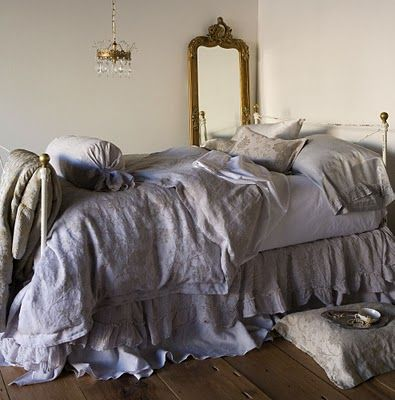 lilac bedding