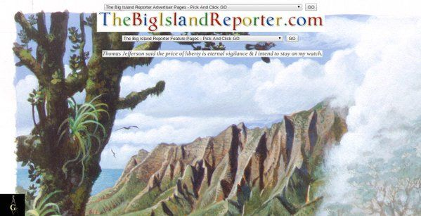 """Big Island Reporter on Twitter: """"Check Out This Hit Feature Page at The Big Island Reporter, #Hawaii's Best! https://t.co/CnM4cb99M2 https://t.co/vAFOOxPIV7"""""""