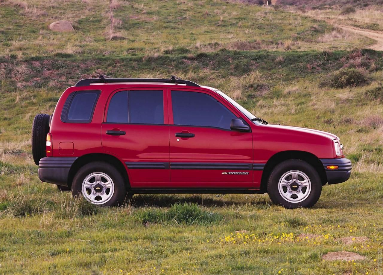 2001 Chevrolet Tracker Chevrolet Car Chevrolet Concept Cars