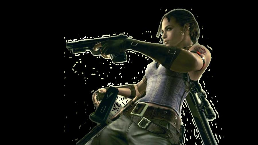 Re5 Sheva Alomar Render Resident Evil Resident Evil 5 Evil