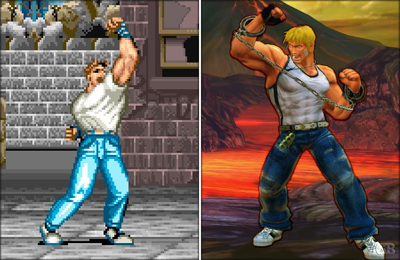 From Pixels To Polygons Ultra Street Fighter Iv Edition Ultra