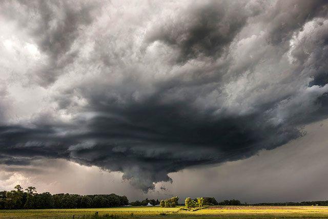 Impressive Storms Photography
