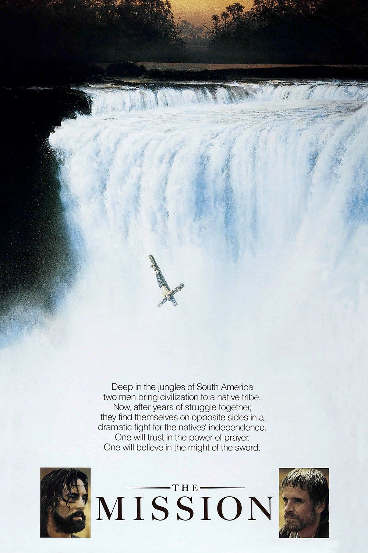 Film « Mission » (Palme d'or Cannes 1986 Soundtrack