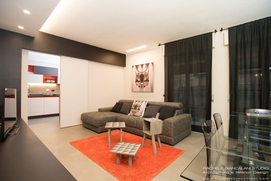 Da Casa Noiosa Ad Appartamento Sensazionale E Modernissimo Idee