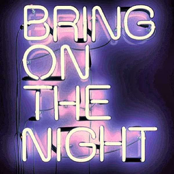 Pin By Mina On Lights Neon Signs Neon Quotes Neon Lighting