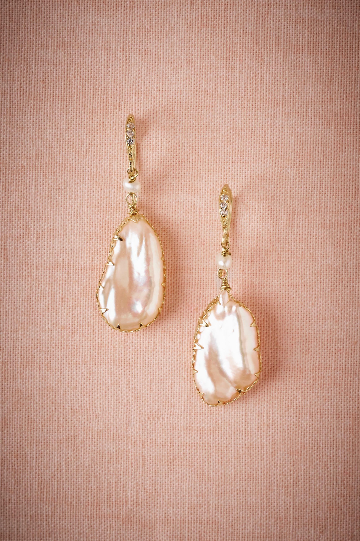 Fashion Handmade Perles Double Round Pendentif Pendants d/'oreilles Pour Femmes Mariage