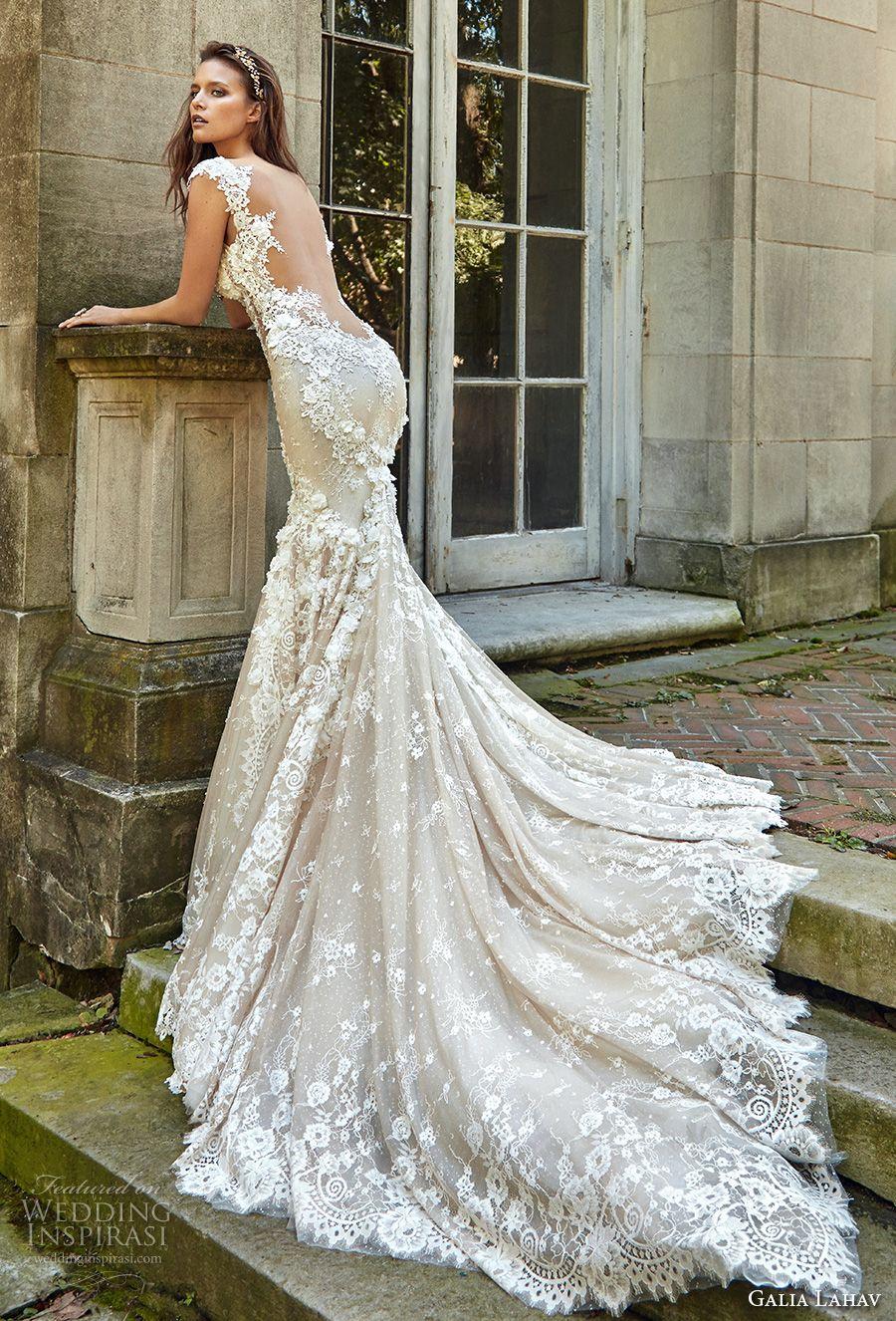 Beautiful Bridal Dreams are Made of These… — Galia Lahav Fall 2017 ...