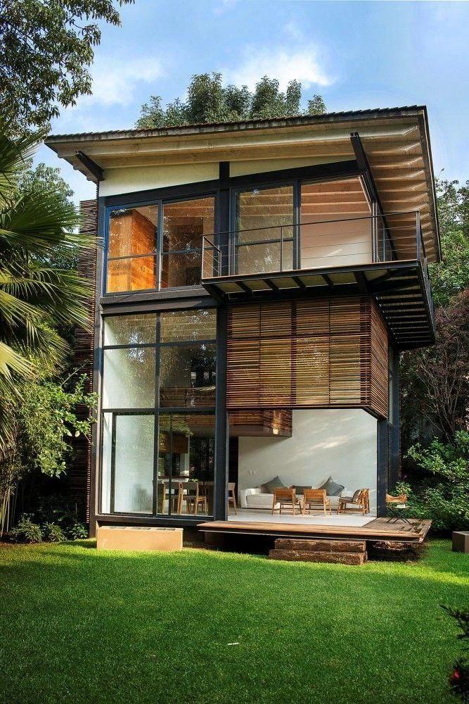 183 Casas Campestres Modernas u2013 Diseños, interiores y fachadas