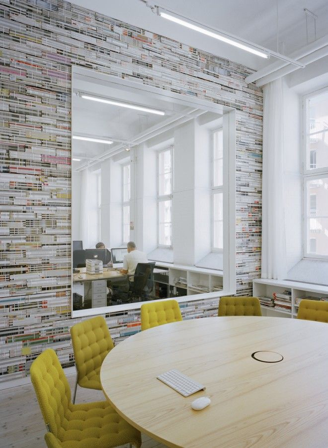 Creative Modern Office Interior Design  Love the Magazine