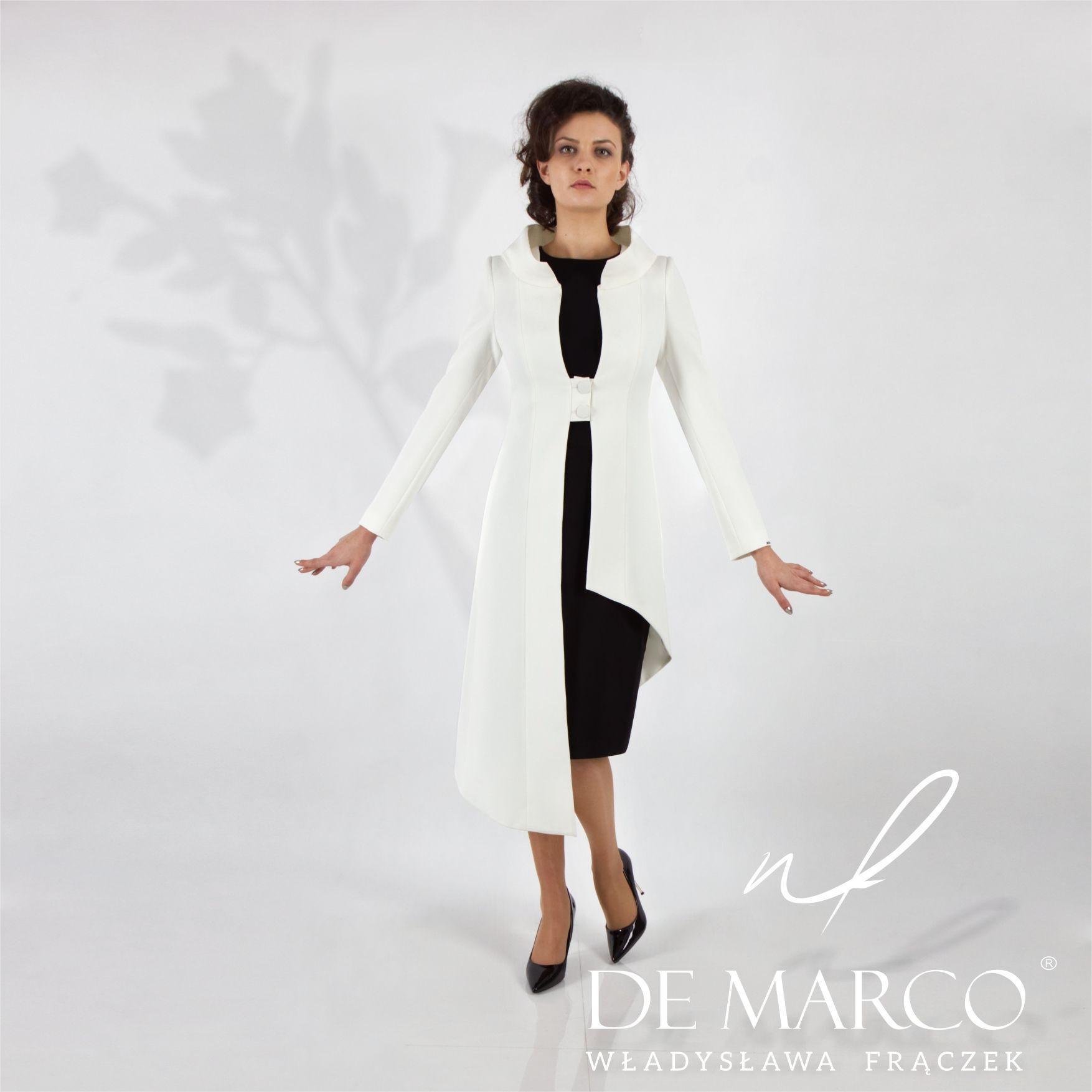 płaszczyk do sukienki na wesele in 2020 | Fashion, Coat