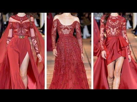 Pin By Ahmed Zaky On أزياء Fashion Gala Fashion Red Fashion