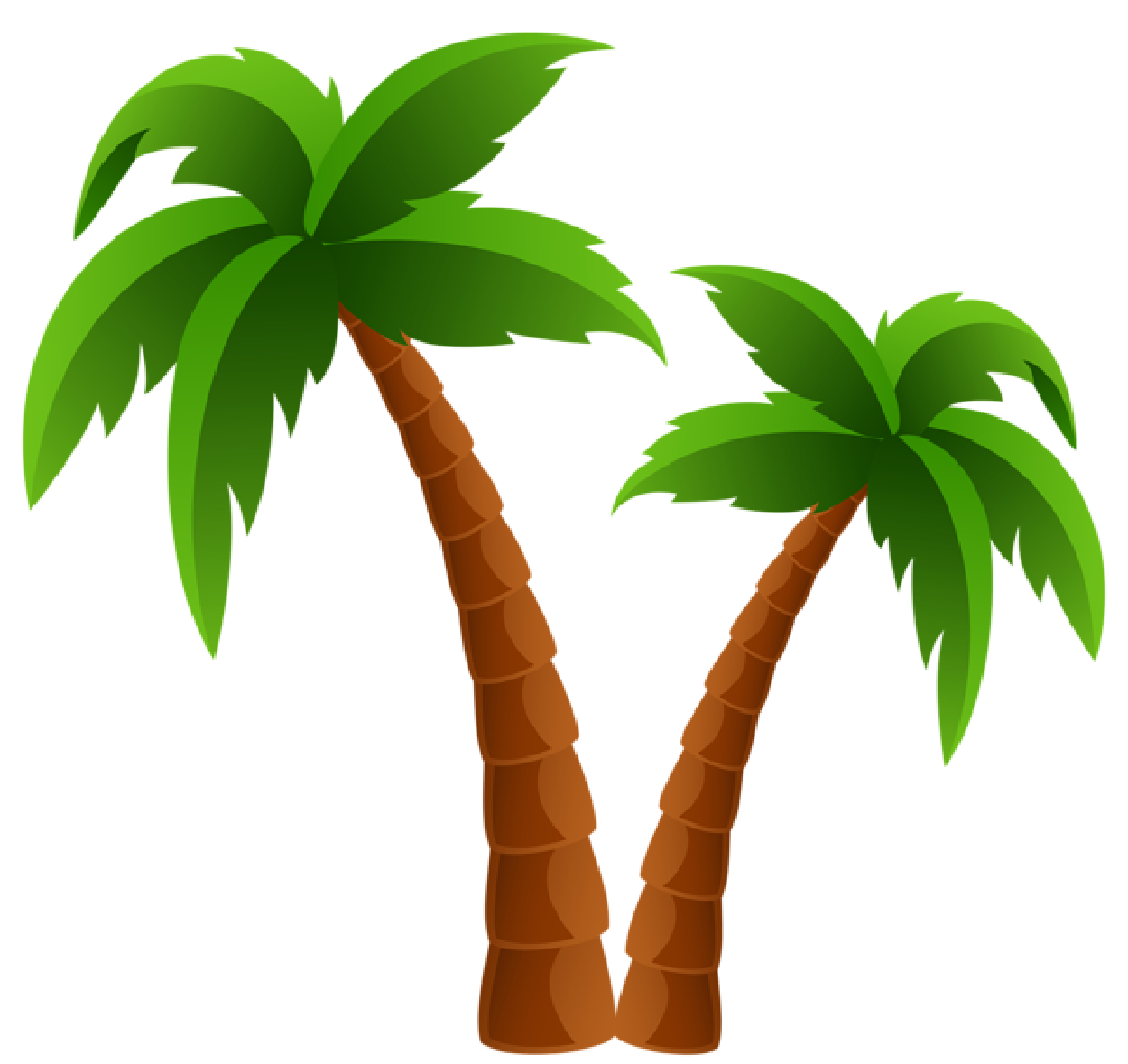 Palm Tree Png Clipart (32 Image) Download Vector Desenho