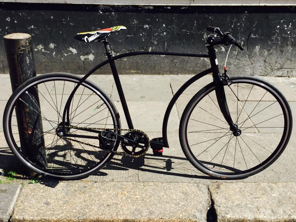 Krupisvello In Uk Bicycle Frames Bicycle Vehicles