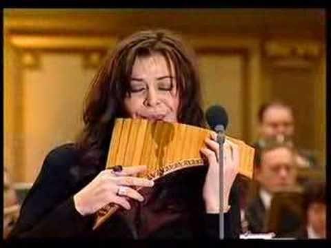 Dana Dragomir Ave Maria Native American Music Pan Flute Relaxing Music